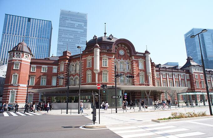 首都東京の玄関口、東京駅丸の内駅舎の北側のドームにある東京ステーションギャラリー。