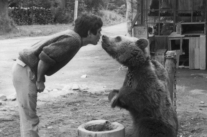 藤戸氏と熊
