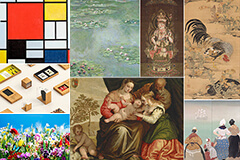 関西&全国版、2021年下半期に開催スタート の注目の展覧会を一挙ご紹介!