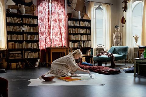 ムーミンの原作者トーベ・ヤンソンの半生を描いた映画「TOVE/トーベ」が公開中