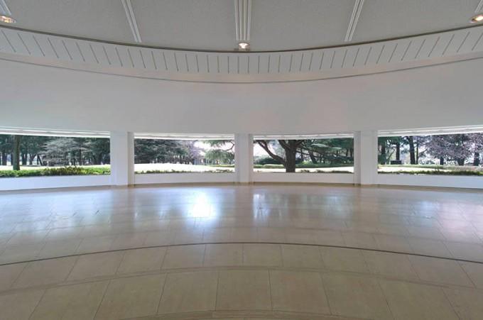 「作品のない展示室」 開催期間:2020年7月4日(土)~8月27日(木)