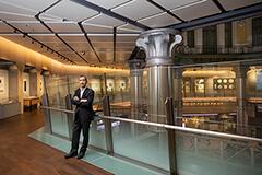 キュレーターが語る美術館の現在・アートの未来 VOL.03 東京ステーションギャラリー 館長 冨田章氏